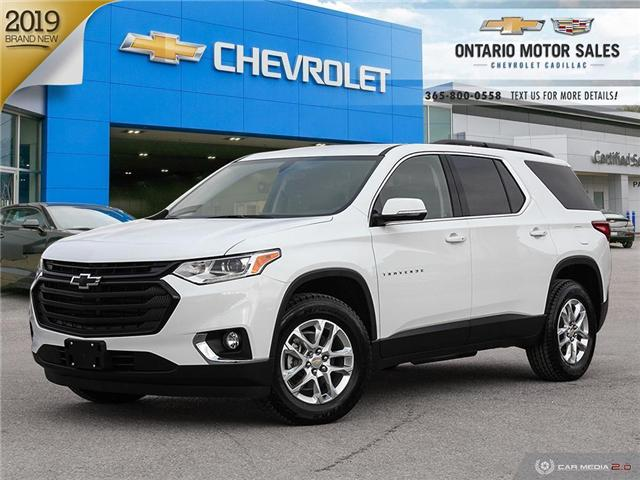 2019 Chevrolet Traverse LT (Stk: T9185402) in Oshawa - Image 1 of 19