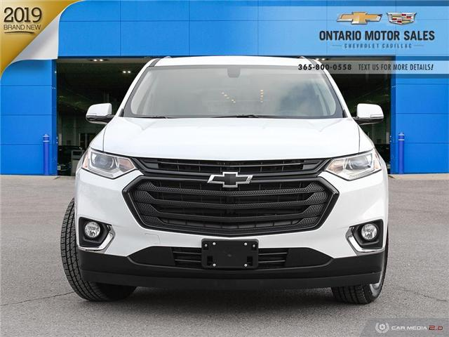 2019 Chevrolet Traverse LT (Stk: T9185402) in Oshawa - Image 2 of 19