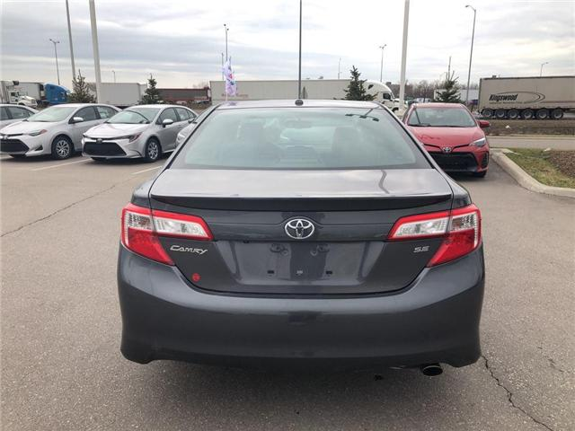 2014 Toyota Camry SE (Stk: D191088A) in Mississauga - Image 6 of 19