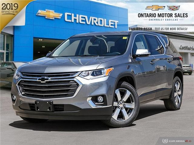 2019 Chevrolet Traverse 3LT (Stk: T9296472) in Oshawa - Image 1 of 19