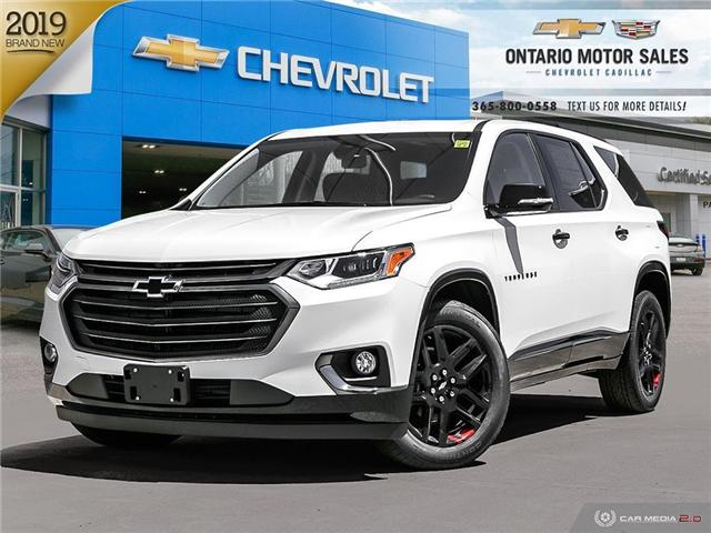 2019 Chevrolet Traverse Premier (Stk: T9300221) in Oshawa - Image 1 of 18