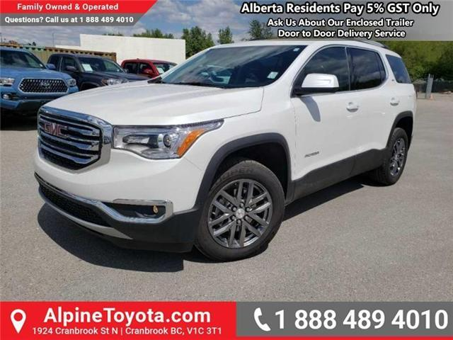 2017 GMC Acadia SLT-1 (Stk: R416513A) in Cranbrook - Image 1 of 18