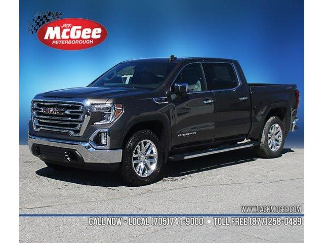 2019 GMC Sierra 1500 SLT (Stk: 19591) in Peterborough - Image 1 of 3