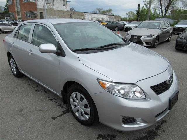 2009 Toyota Corolla CE (Stk: 16210A) in Toronto - Image 1 of 21
