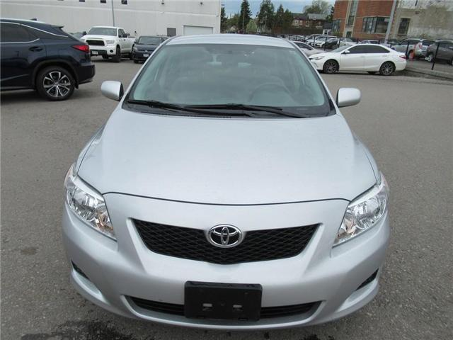 2009 Toyota Corolla CE (Stk: 16210A) in Toronto - Image 2 of 21
