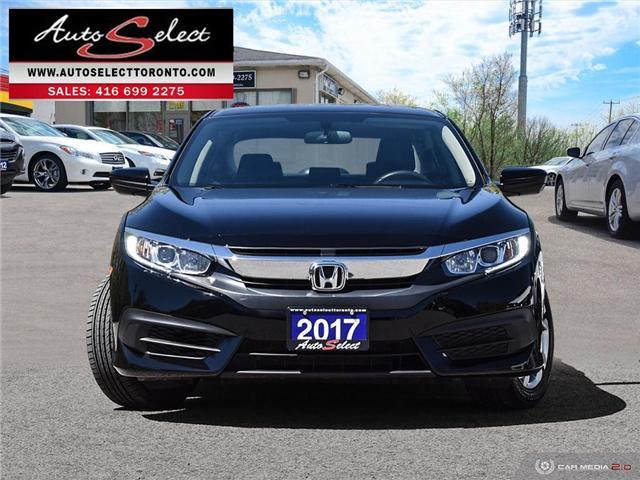 2017 Honda Civic  (Stk: 17HCB23) in Scarborough - Image 2 of 28