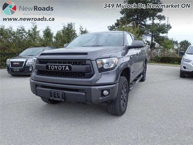 2016 Toyota Tundra SR5 (Stk: 41121A) in Newmarket - Image 1 of 15