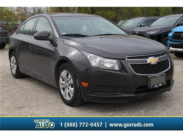 2014 Chevrolet Cruze 1LT (Stk: 217298) in Milton - Image 1 of 15