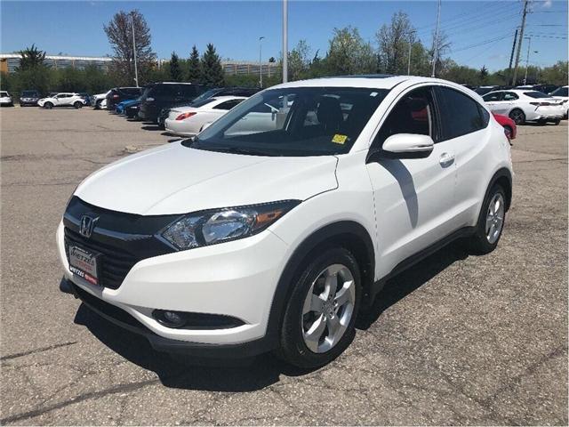 2016 Honda HR-V EX (Stk: 68341a) in Vaughan - Image 1 of 17
