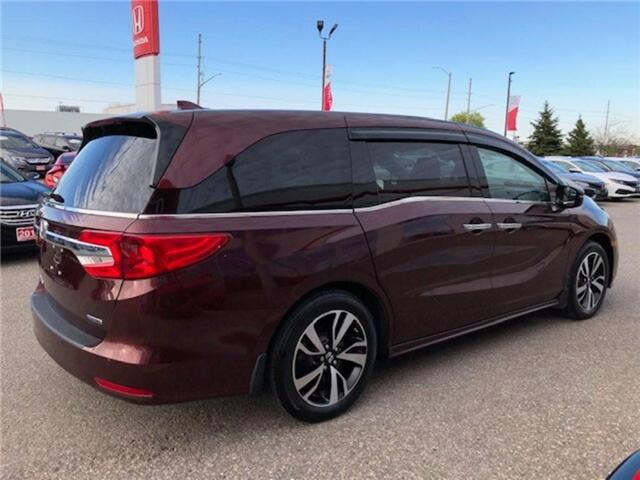 2018 Honda Odyssey Touring (Stk: P7076) in Georgetown - Image 2 of 14