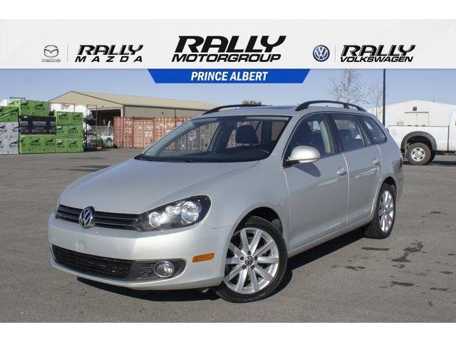 2012 Volkswagen Golf Highline (Stk: V667) in Prince Albert - Image 1 of 11