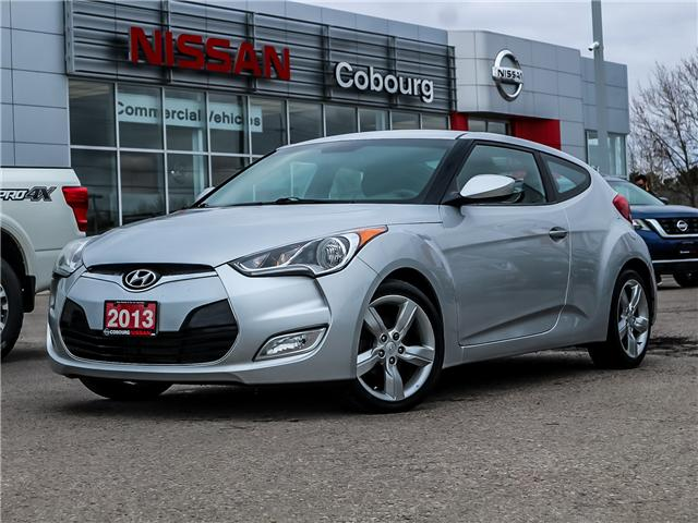 2013 Hyundai Veloster Base (Stk: KL482618A) in Cobourg - Image 1 of 25