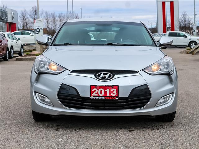 2013 Hyundai Veloster Base (Stk: KL482618A) in Cobourg - Image 2 of 25