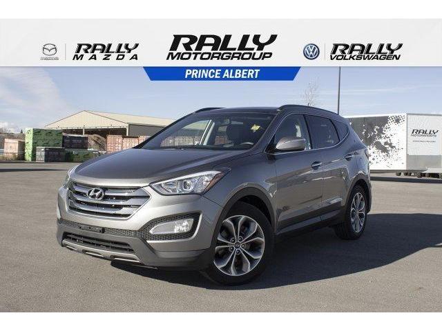 2014 Hyundai Santa Fe Sport Premium (Stk: V651) in Prince Albert - Image 1 of 11