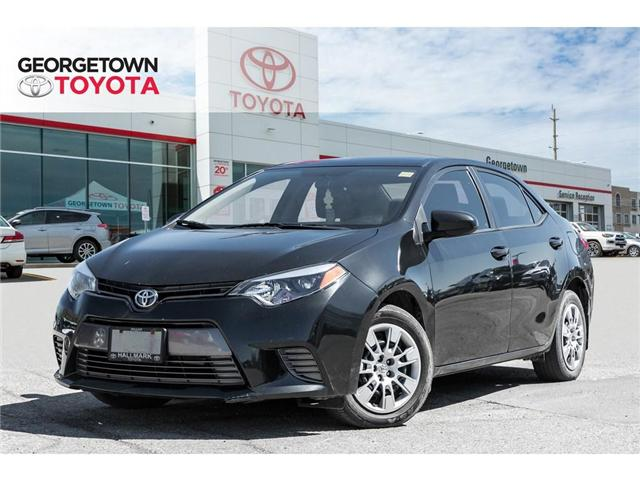 2015 Toyota Corolla  (Stk: 15-06968) in Georgetown - Image 1 of 7