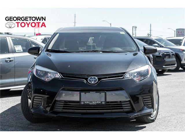 2015 Toyota Corolla  (Stk: 15-06968) in Georgetown - Image 2 of 7