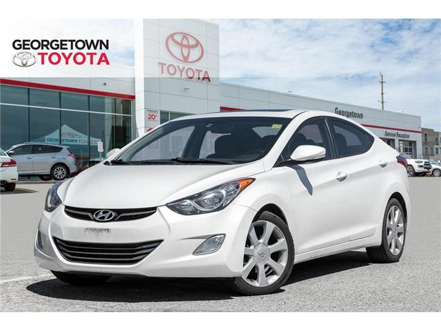 2013 Hyundai Elantra  (Stk: 13-91385) in Georgetown - Image 1 of 18