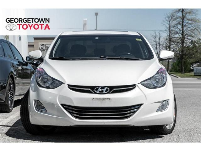 2013 Hyundai Elantra  (Stk: 13-91385) in Georgetown - Image 2 of 18