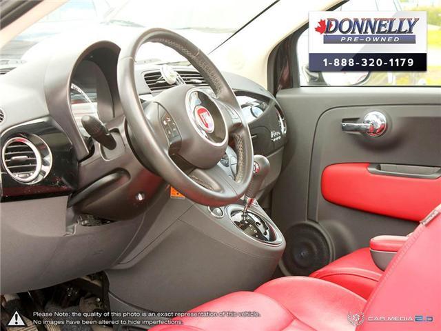 2014 Fiat 500 Lounge (Stk: PBWKS341B) in Kanata - Image 13 of 28