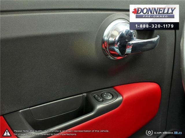 2014 Fiat 500 Lounge (Stk: PBWKS341B) in Kanata - Image 17 of 28