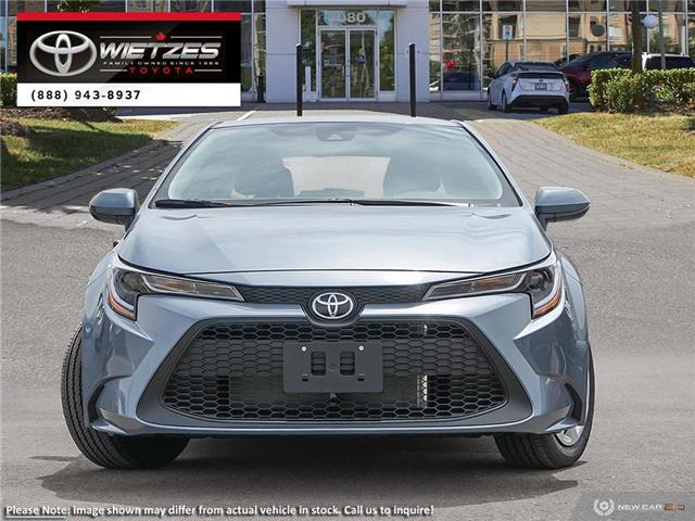 2020 Toyota Corolla LE (Stk: 68583) in Vaughan - Image 2 of 24