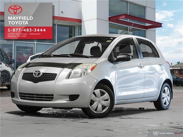 2007 Toyota Yaris LE (Stk: 1801794A) in Edmonton - Image 1 of 20