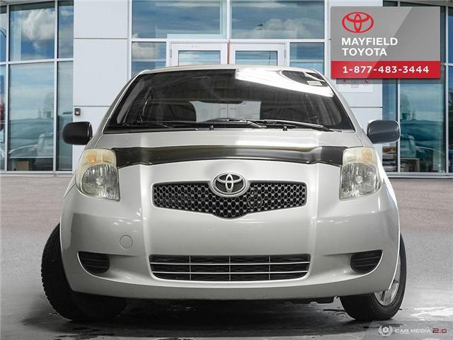 2007 Toyota Yaris LE (Stk: 1801794A) in Edmonton - Image 2 of 20