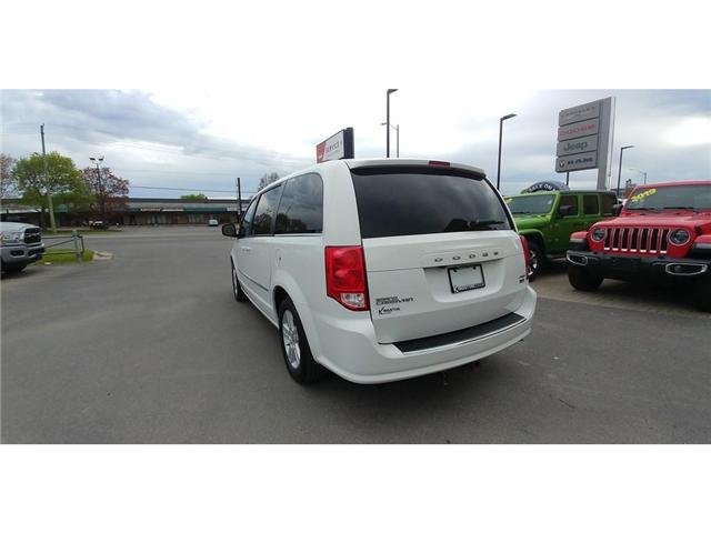 2014 Dodge Grand Caravan Crew (Stk: 19J041B) in Kingston - Image 2 of 23