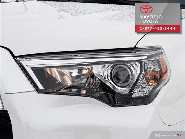 2018 Toyota 4Runner SR5 (Stk: 190645A) in Edmonton - Image 9 of 20