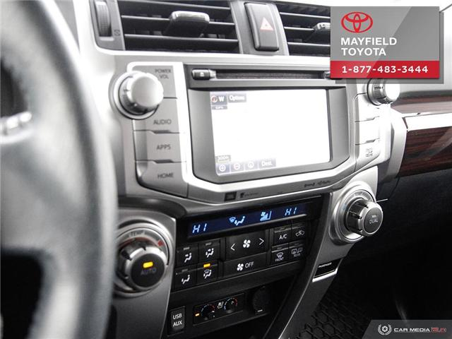 2018 Toyota 4Runner SR5 (Stk: 190645A) in Edmonton - Image 16 of 20