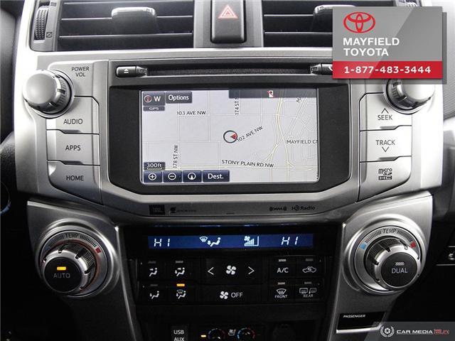 2018 Toyota 4Runner SR5 (Stk: 190645A) in Edmonton - Image 17 of 20