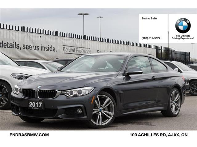 2017 BMW 440i xDrive (Stk: 40986A) in Ajax - Image 1 of 21