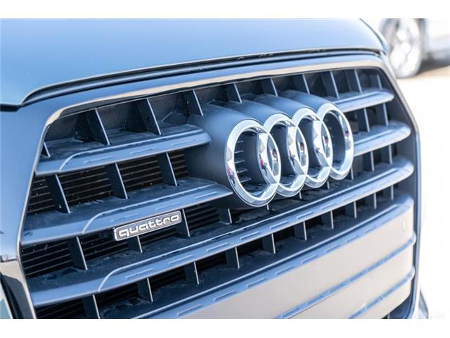 2018 Audi Q3 2.0T Technik (Stk: N5242A) in Calgary - Image 3 of 18