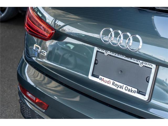 2018 Audi Q3 2.0T Technik (Stk: N5242A) in Calgary - Image 6 of 18