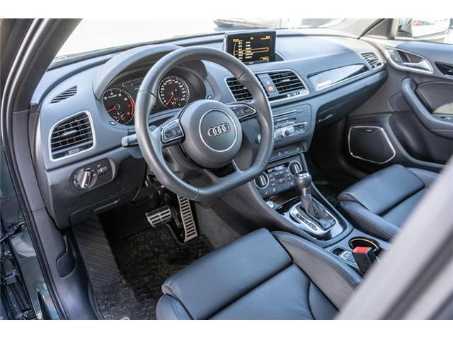 2018 Audi Q3 2.0T Technik (Stk: N5242A) in Calgary - Image 8 of 18