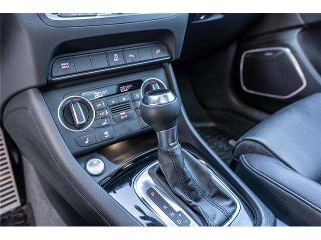 2018 Audi Q3 2.0T Technik (Stk: N5242A) in Calgary - Image 10 of 18
