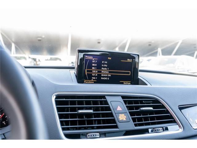2018 Audi Q3 2.0T Technik (Stk: N5242A) in Calgary - Image 12 of 18