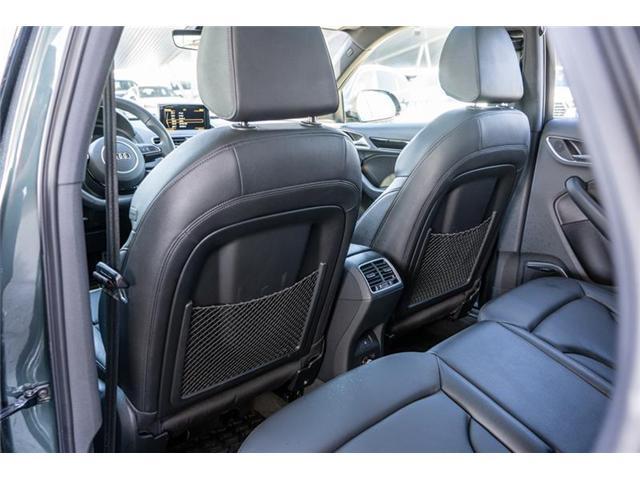 2018 Audi Q3 2.0T Technik (Stk: N5242A) in Calgary - Image 14 of 18