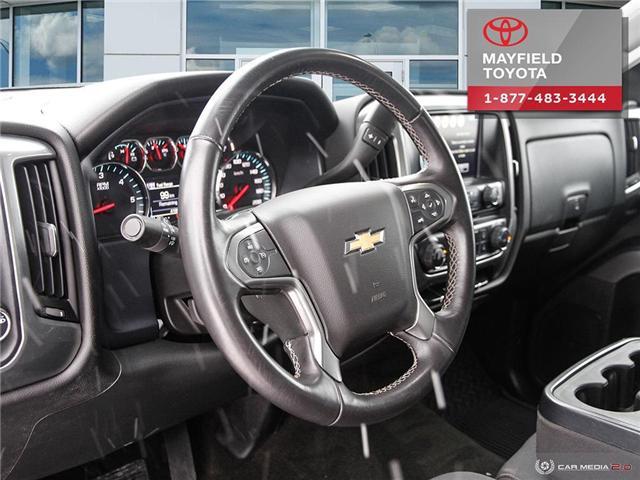 2017 Chevrolet Silverado 1500 2LT (Stk: 194004) in Edmonton - Image 12 of 20