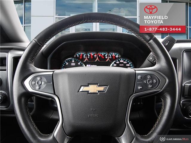 2017 Chevrolet Silverado 1500 2LT (Stk: 194004) in Edmonton - Image 13 of 20