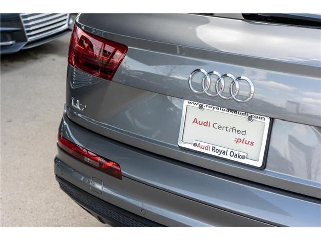 2017 Audi Q7 3 0T Technik at $59900 for sale in Calgary - Audi Royal Oak