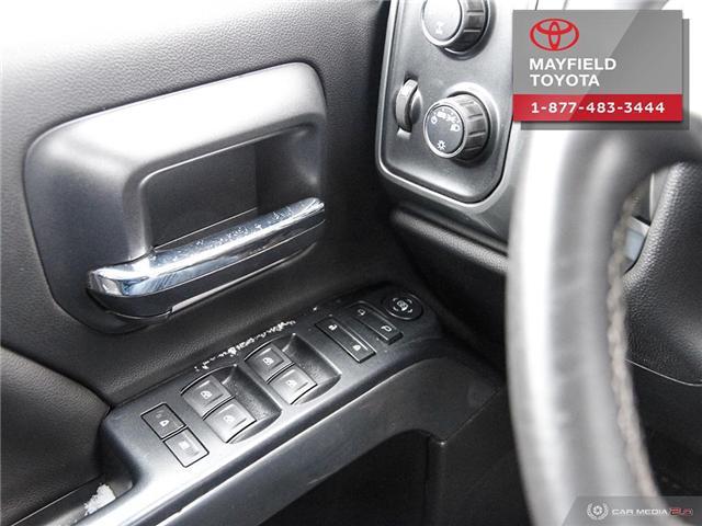 2017 Chevrolet Silverado 1500 2LT (Stk: 194004) in Edmonton - Image 14 of 20