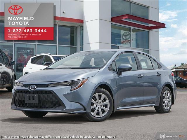 2020 Toyota Corolla LE (Stk: M000003) in Edmonton - Image 1 of 24