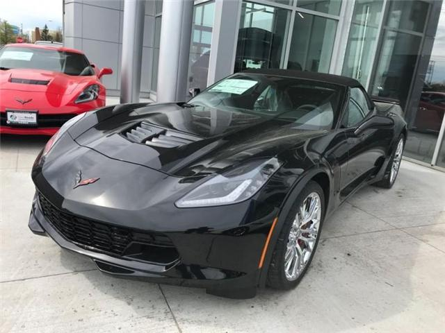 2019 Chevrolet Corvette Z06 (Stk: 5605333) in Newmarket - Image 1 of 14