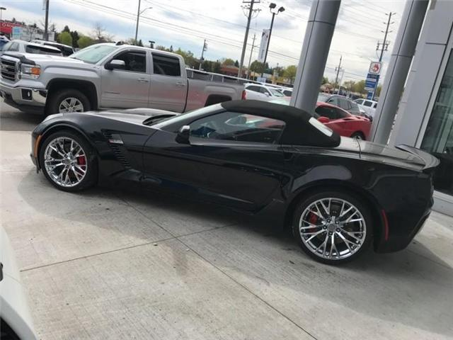 2019 Chevrolet Corvette Z06 (Stk: 5605333) in Newmarket - Image 2 of 14