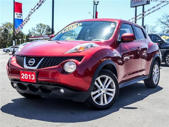 2013 Nissan Juke SL (Stk: 2367A) in Burlington - Image 1 of 26