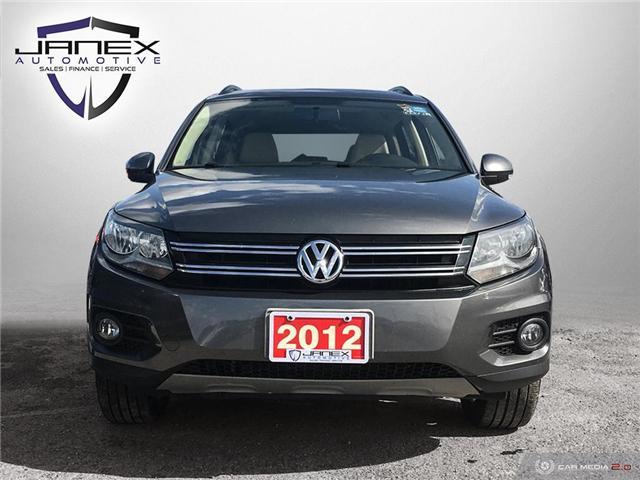 2012 Volkswagen Tiguan 2.0 TSI Comfortline (Stk: 19194) in Ottawa - Image 2 of 23