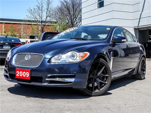 2009 Jaguar XF Supercharged (Stk: W0131) in Burlington - Image 1 of 25