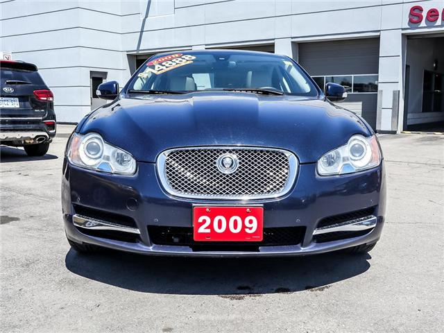 2009 Jaguar XF Supercharged (Stk: W0131) in Burlington - Image 2 of 25