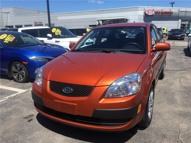 2009 Kia Rio EX (Stk: 2402) in Burlington - Image 1 of 9